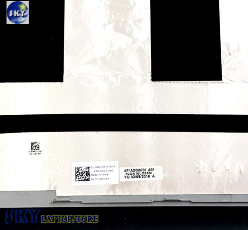 New DELL Inspiron 14u 5455 5458 5459 3458 14M Lcd Back Cover DC1xx US Seller