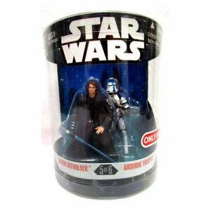 Ordre du 30e anniversaire de Hasbro Star Wars 66 Anakin Skywalker Airbourne Trooper