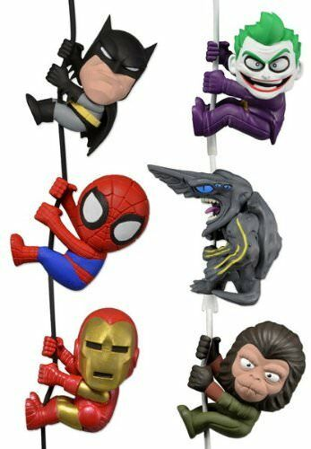 Scalers Collectible Mini Figures Wave 2 (Set of 6) (New)