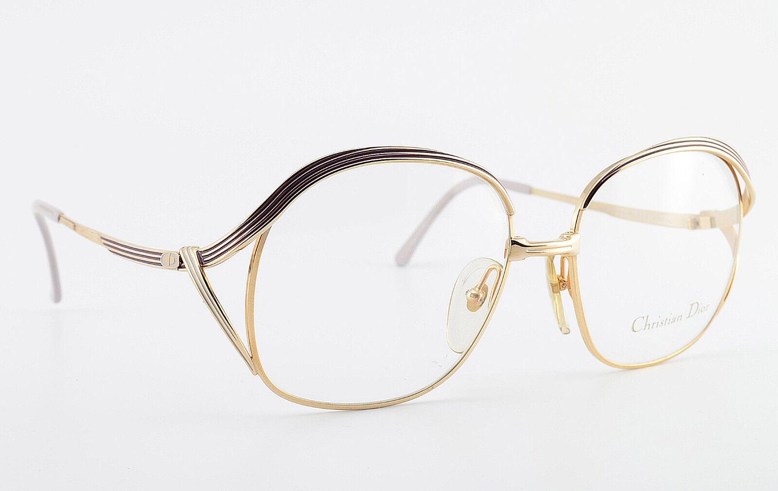 CHRISTIAN DIOR Brille Mod. 2474 2474 2474 42 5517 130 1980s Eyeglasses Frame Gold lila | Erste Qualität  | Lassen Sie unsere Produkte in die Welt gehen  | Die Qualität Und Die Verbraucher Zunächst  | Neue Sorten werden eingeführt  f0d8df