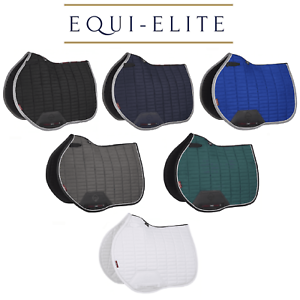 LeMieux Pro Sport Suede Euro Jump Square - Close Contact  Showjumping Saddlepad  welcome to order