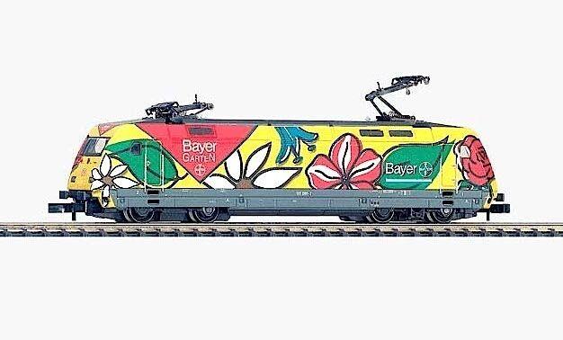 88688 Marklin Z-Scale 5 Asta Motore Bayer Elettrico Tedesco Locomotiva Db Classe