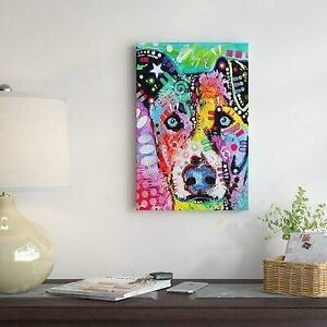 East Urban Home FlippedGraphic Art on Canvas - 79% Off Canada Preview
