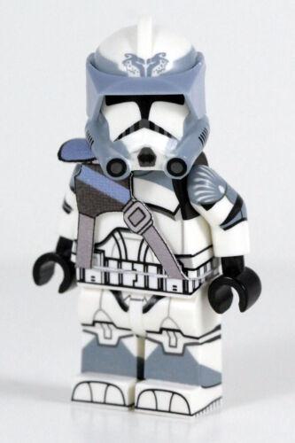 Lego Custom WOLFPACK HEAVY Clone Minifigure Full Body Custom Printed CAC