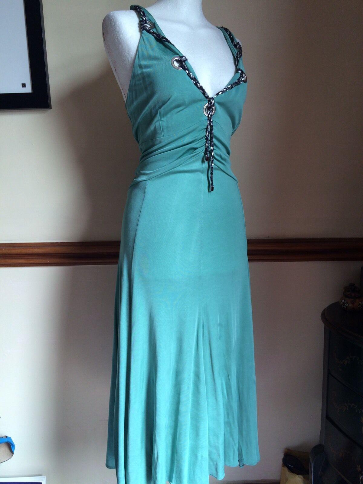 Stunning Karen Millen Evening Dress 14 Bodycon Occasion Stretch ...