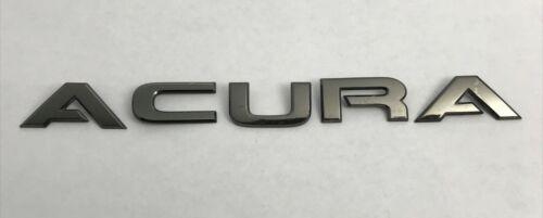 01-06 Acura MDX Rear Trunk Emblem Badge Letter Name Plate Script Logo Sign OEM