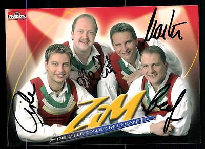 Sammeln & Seltenes Sanft Die Zillertaler Musikanten Autogrammkarte Original Signiert ## Bc 53202 Eine Lange Historische Stellung Haben