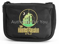 NEW Walt Disney Imagineering WDI Haunted Mansion Pin Trading Bag Crossbody Pouch