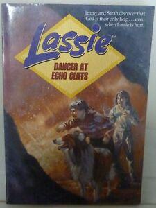Lassie-Danger-at-Echo-Cliffs-No-5-1996-Paperback