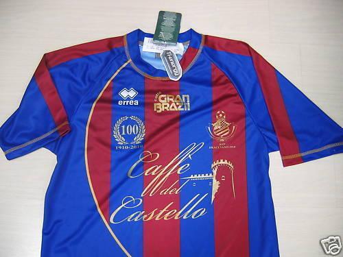 1000 Größe XL BRACCIANO Fußball 10 T-Shirt Hundertjährige