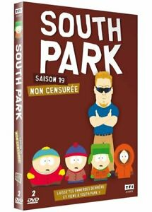 South-Park-Saison-19-Non-censure-DVD-NEUF
