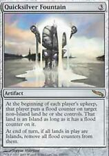 *MRM* ENG Fontaine de vif-argent (Quicksilver Fountain ) MTG Mirrodin