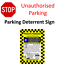 No-Parking-Signs-Large-A3-Printed-Enforcement-PCN-Stop-parking-on-Private-Land thumbnail 4