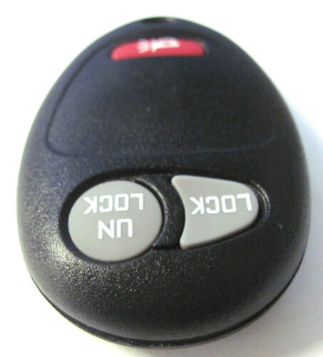 keyless remote fits GMC Canyon key fob control  2004 2005-2008 2009 2010 2011