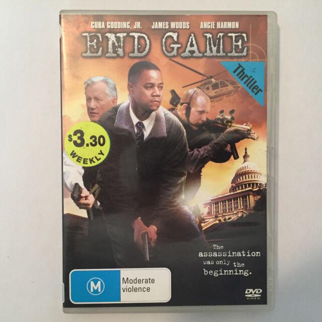 End Game (DVD, 2006) - NO CASE