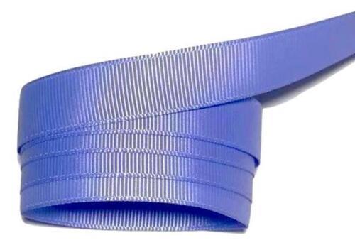 "5 yards Lilac 5//8/"" grosgrain ribbon by the yard DIY hair bows"