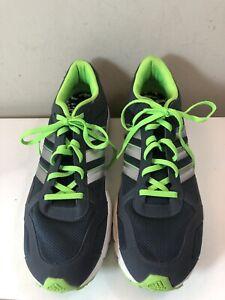 Mansedumbre Generalmente Dando  Adidas Marathon 10.5 AdiPrene AdiWear Mens Running Shoes Gray Silver Size  13 | eBay