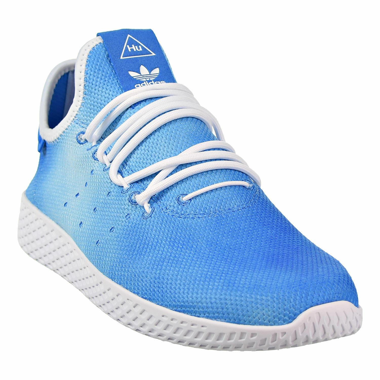 New Men's Adidas Pharrell Williams Holi Tennis Hu shoes Sneaker DA9618 Size 8.5