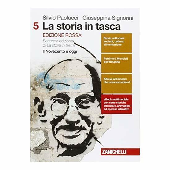 9788808736550 La storia in tasca. Per le Scuole superiori. Con e...one online: 5