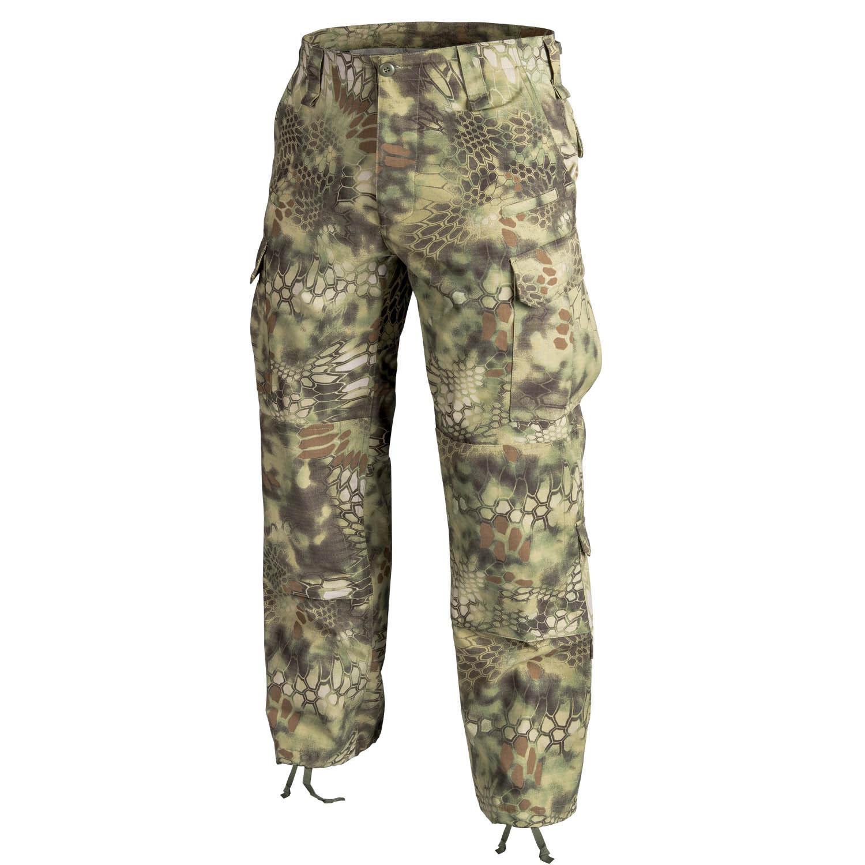 HELIKON TEX CPU-Trousers Kryptek Mandrake pants Hose snake Camo XLarge Regular