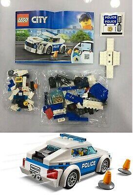 Lego City Police Patrol Car 60239 Toy 5 Building Kit New 2019 92 Piece 30 Dis Ebay
