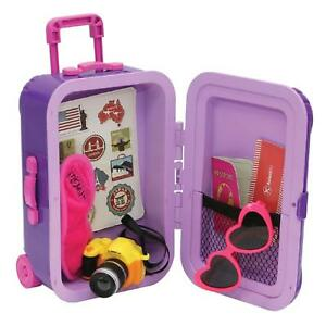 8f4385d62 Molly Dolly Suitcase Set For 18