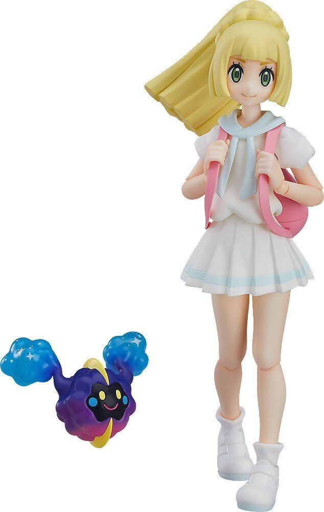 Figma Pokemon Lively Lillie Japan version