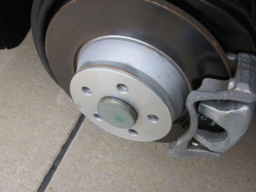 Wheel Slip On Spacer 10 mm 6x139.7 93.1 mm Hub Centric 2PCS