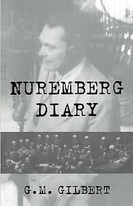 Nuremberg-Diary-by-G-M-Gilbert-1995-Paperback-Reprint-G-M-Gilbert-1995
