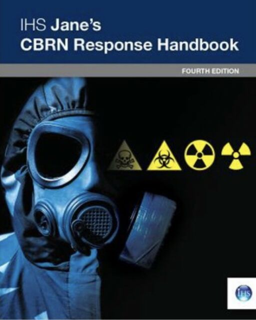 Ihs Jane U0026 39 S Cbrn Response Handbook 4th Edition For Sale