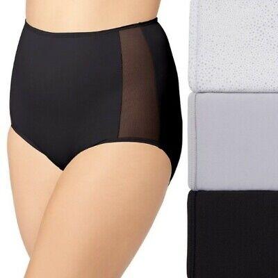 Olga Ultra Stretch 3-Pack Brief Panties Underwear GS1603P 6//M 7//L 8//XL 9//2XL