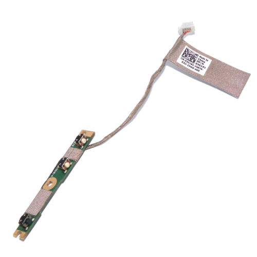 Power Volume Button For Dell Inspiron 13 5368 7368 7378 3G1X1 450.07R0A.0002