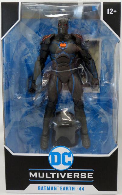 DC Multiverse Dark Nights Metal 7 Inch Figure Comic Series - Batman Earth-44