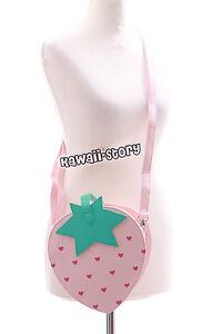 Harajuku Erdbeer tasche Bag Sweet Rosa 51 Lolita Strawberry Rucksack Umhänge Lb Y7vIf6bgy