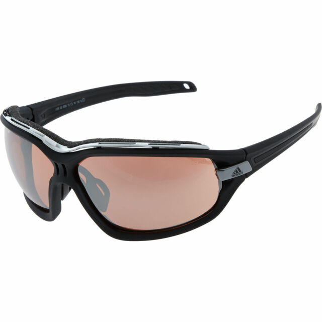 0c74bdb10d adidas Evil Eye EVO Pro Sunglasses A193 L - Matte Black   Silver for ...