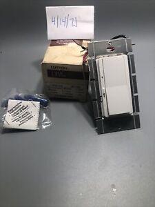 Lutron DV-603P-WH Diva 600W Preset Dimmer 3 Way White (2)