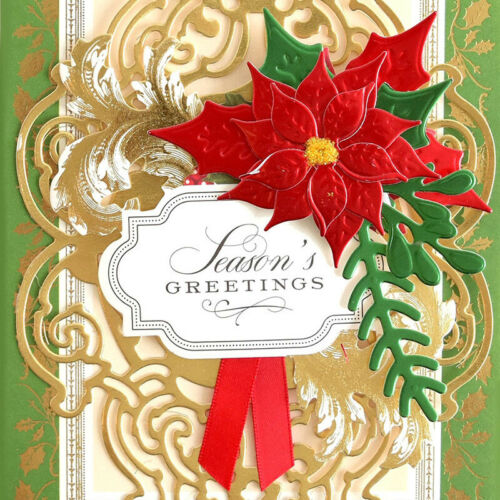 Christmas Pine Tree Bell Snowflake Metal Cutting Dies DIY Scrapbook Embossing-WI