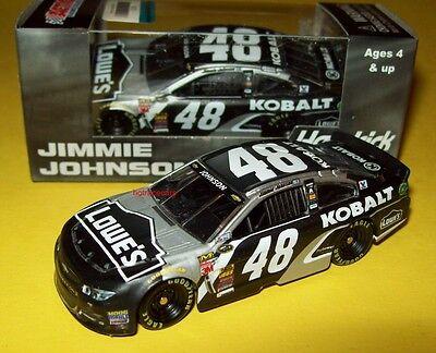 Jimmie Johnson 2015 Kobalt Tools Lowe/'s #48 Chevy SS 1//64 NASCAR Diecast