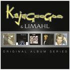KAJAGOOGOO & LIMAHL - ORIGINAL ALBUM SERIES 5 CD NEU