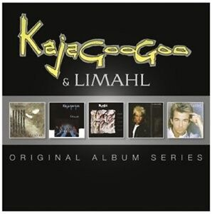 KAJAGOOGOO-amp-LIMAHL-ORIGINAL-ALBUM-SERIES-5-CD-NEU