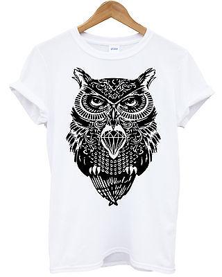 OWL DIS OBEY SWAG HIPSTER TSHIRT DIAMONDS FRESH OFWGKTA TRENDY NEW
