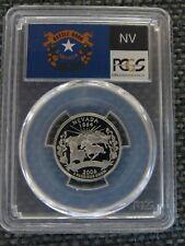 2006-S Flag Silver South Dakota SD State Quarter PR69DCAM PCGS Proof 69 Deep Cam