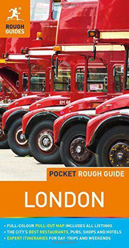 Pocket Rough Guide London (Rêche pour la par Cook, Samantha, Livre, GRATUIT