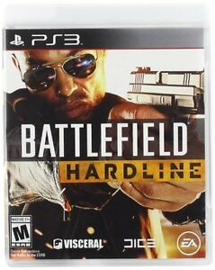 NEW-amp-SEALED-Battlefield-Hardline-Australian-Retail-Edition-for-Sony-PS3