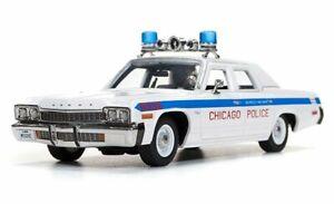 DODGE Monaco - 1974 - Chicago Police - Auto World 1:43