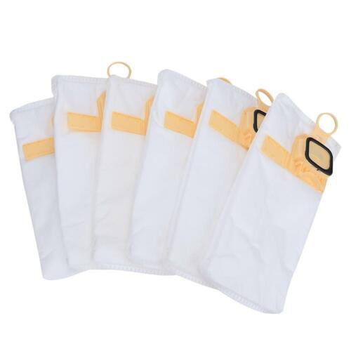 6pcs Vacuum Cleaner Bags Dust Bag Accessories Fit for Vorwerk VK140//150-14 FN