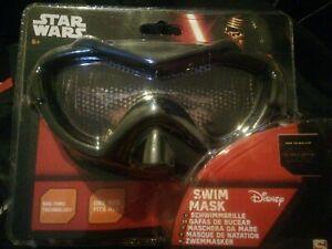 Star Wars Swim Mask NEW