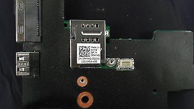 Dell Latitude E5410 Power I//O Board Audio LAN 2x USB RJ45 SIM 48.4GN06.011 FHYHD