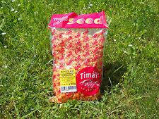 Timar Mix Plus Seed Mais Knoblauch 1kg Vogekocht Angelmais Partikel Futter Köder