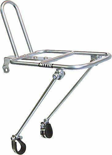 NITTO M18 Bicycle Carrier Front Rack Silver for 26//27 Wheels FRONT-M18 JAPAN NEW